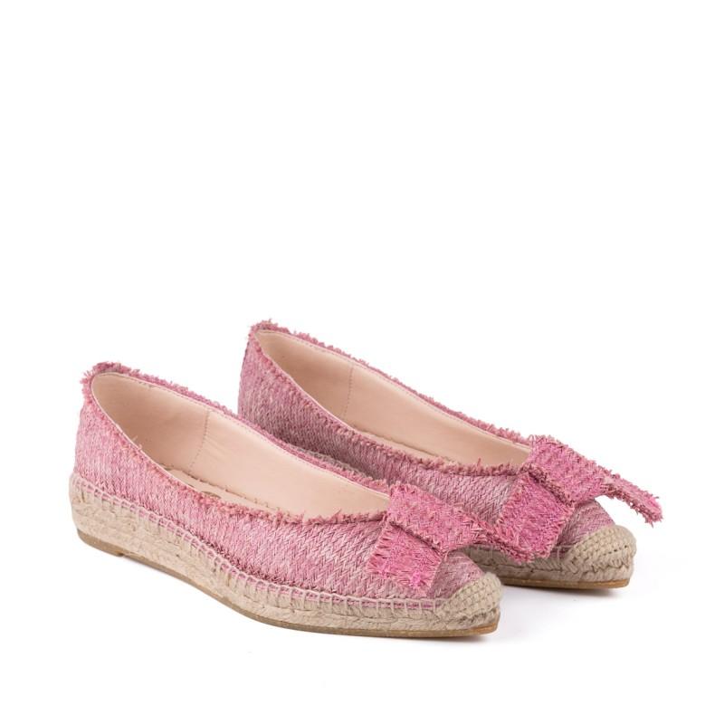 Sandalias amarillas corte laser